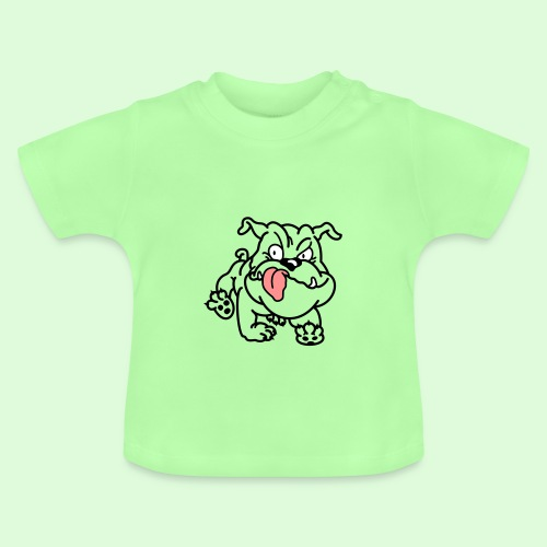 Ernest, l'autre Bulldog Anglais - T-shirt Bébé