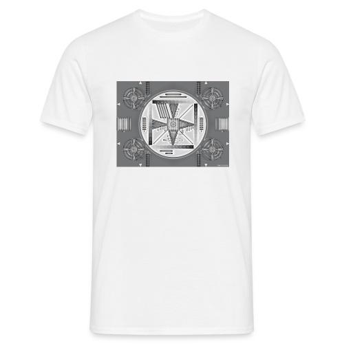 Testbild SW - Männer T-Shirt