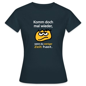 Zeit - Women's T-Shirt