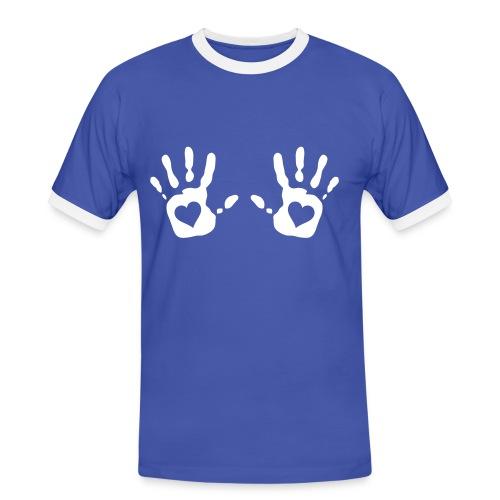 Mens short sleeve tshirt - Men's Ringer Shirt