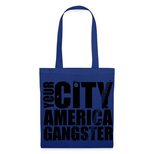 Sac your city america gangster - Tote Bag