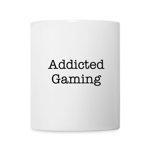 Addicted Gaming Tasse - Tasse