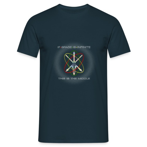The Middle - Men's T-Shirt