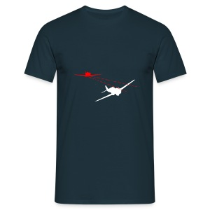 Dogfight - Men's T-Shirt
