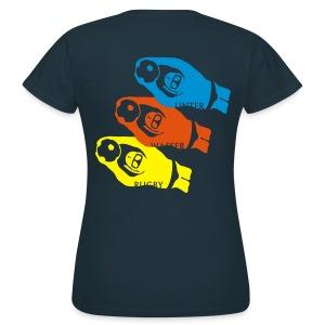 3 UWR Spieler [Damen, classic] - Frauen T-Shirt