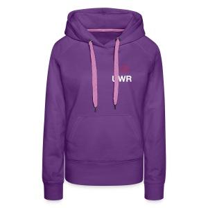 I Heart UWR [Damen] - Frauen Premium Hoodie