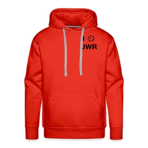 I Heart UWR [Herren] - Männer Premium Hoodie