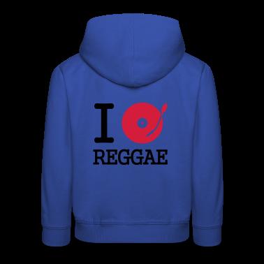 I dj / play / listen to reggae :-: