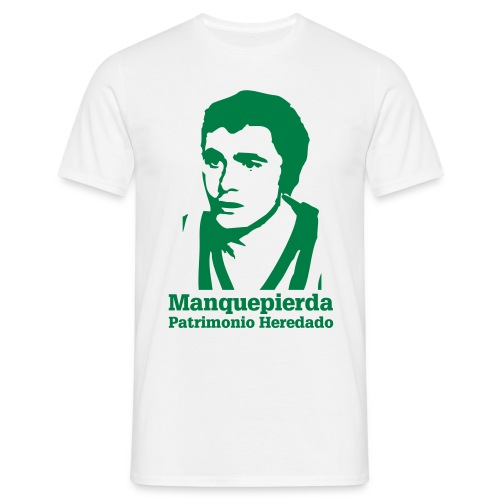Camiseta Patrimonio Heredado para Hombre - Camiseta hombre