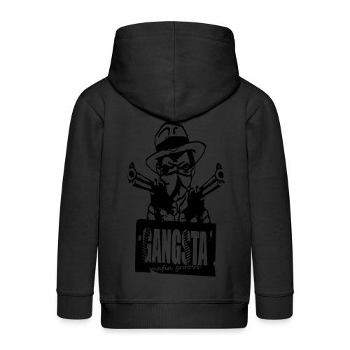 Veste à capuche enfant gangster - Veste à capuche Premium Enfant