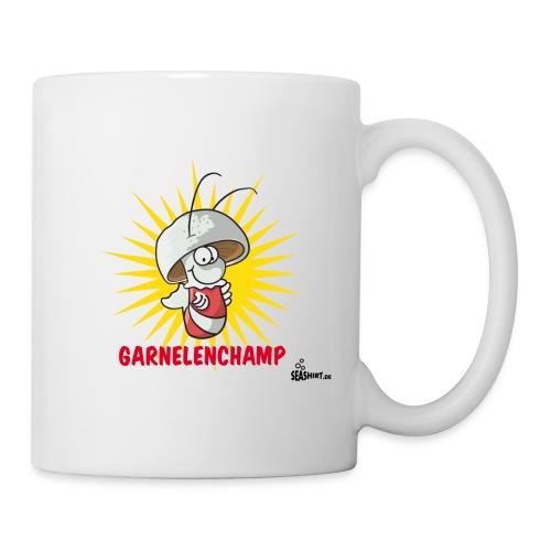 Garnelenchamp Kaffeepott - Tasse