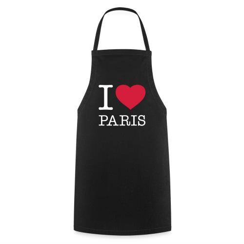 Kochschürze - I Love Paris - Kochschürze