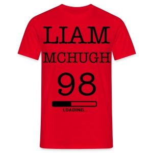 liammchugh98 mens t shirt - Men's T-Shirt
