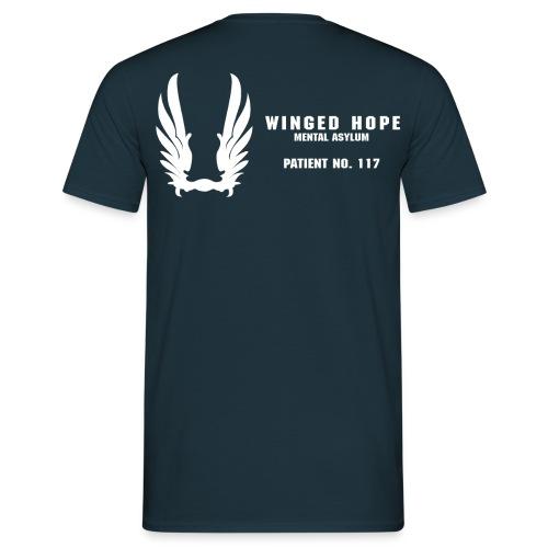 Winged Hope Tee - Men's T-Shirt