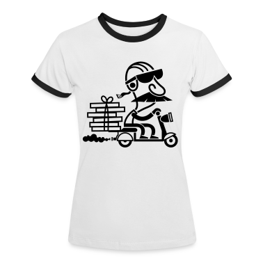 Pizza Guy (1c)++ T-Shirts