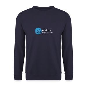 Elektrax Recordings Sweat Shirt Blue - Men's Sweatshirt
