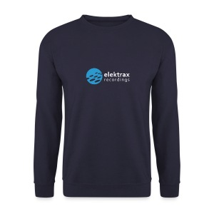 Elektrax Recordings Sweat Shirt Blue - Men's Sweatshirt