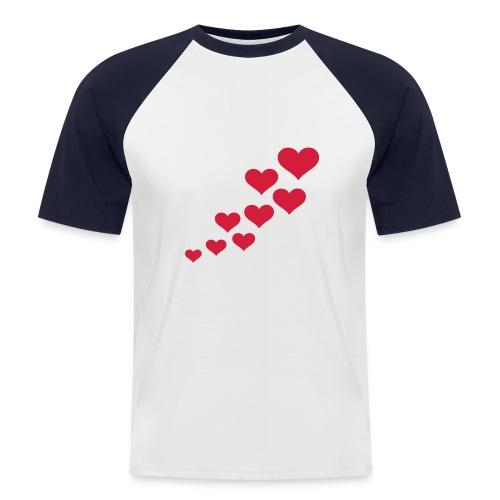 multihearts - Men's Baseball T-Shirt