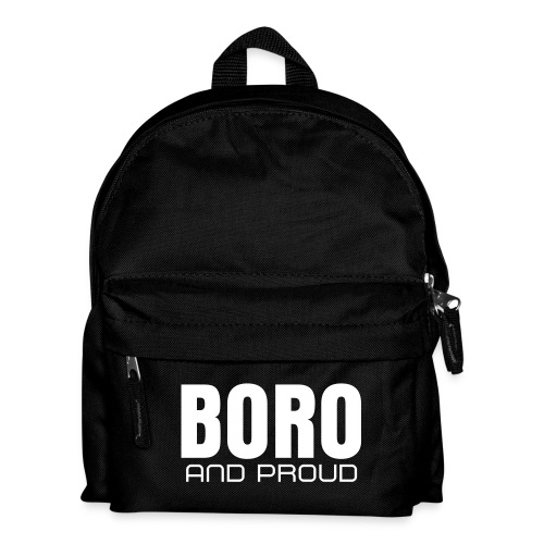 Boro & Proud back pack - Kids' Backpack