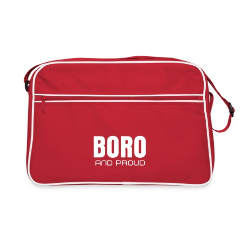 Boro & Proud Retro Bag - Retro Bag