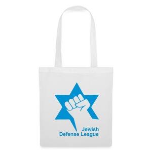 Jewish Defense League - Stoffbeutel
