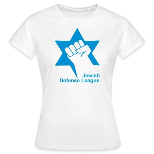 Jewish Defense League - Frauen T-Shirt