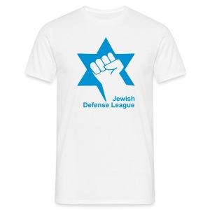 Jewish Defense League - Männer T-Shirt