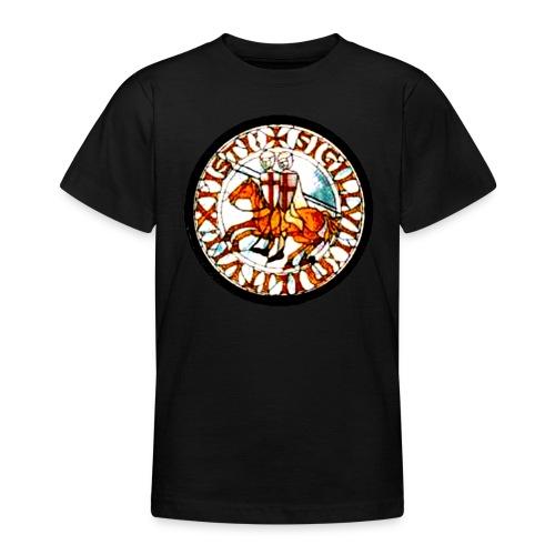 Tempelritter - Teenager T-Shirt