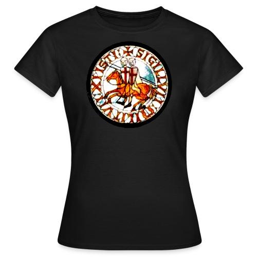 Tempelritter - Frauen T-Shirt
