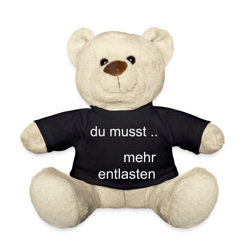 Maskotchen - Teddy
