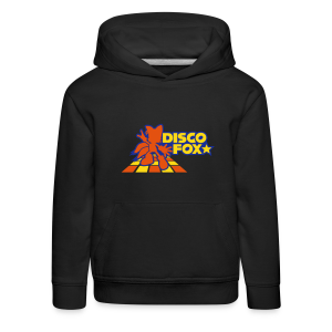 DiscoFox - Kids' Premium Hoodie