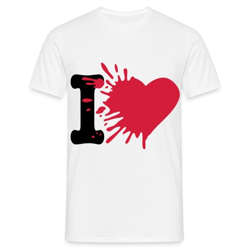 maillot I love - T-shirt Homme