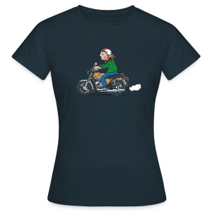 Comic S50-Shirt Frauen - Frauen T-Shirt