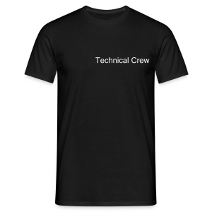 Technical Crew (Sound Crew) - Men's T-Shirt
