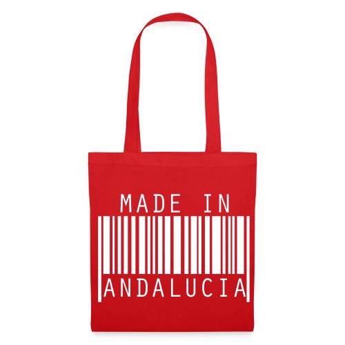 Andalucía - Bolsa de tela