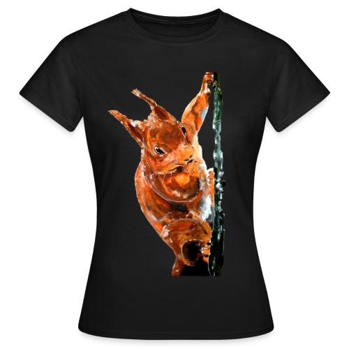 Forrest Jump - Frauen T-Shirt