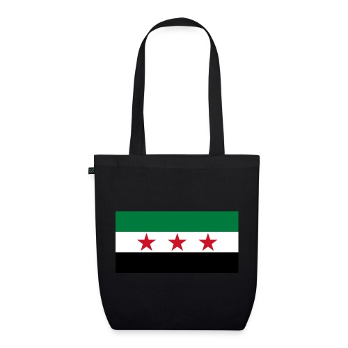 pre-1963 Syria Flag  - EarthPositive Tote Bag