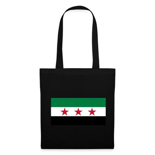 pre-1963 Syria Flag  - Tote Bag