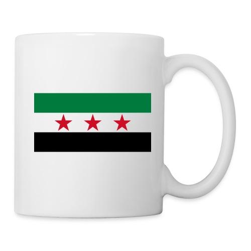 pre-1963 Syria Flag  - Mug