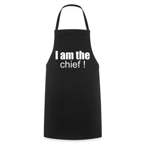 Tablier i am the chief ! - Tablier de cuisine