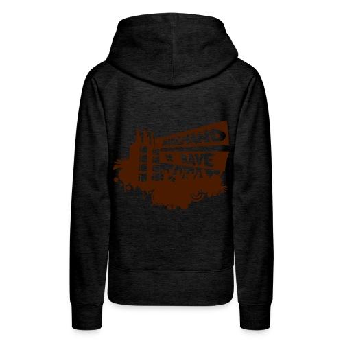 Dream Dealer - Sweat-shirt à capuche Premium pour femmes