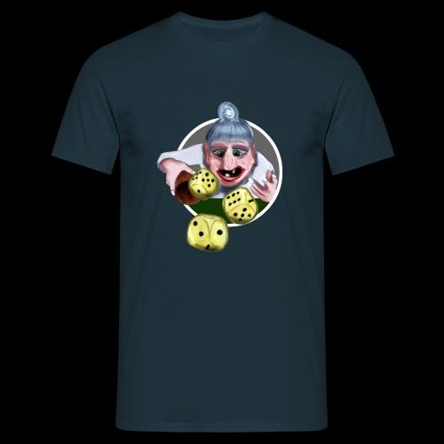 Profi Gambler - Männer T-Shirt