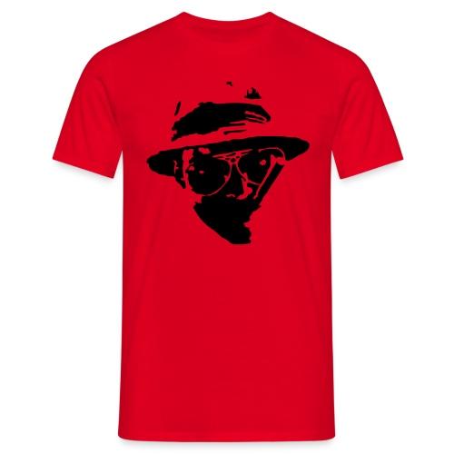 Remember Hunter S. Thompson (red) - Männer T-Shirt