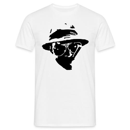 Remember Hunter S. Thompson (black/white) - Männer T-Shirt