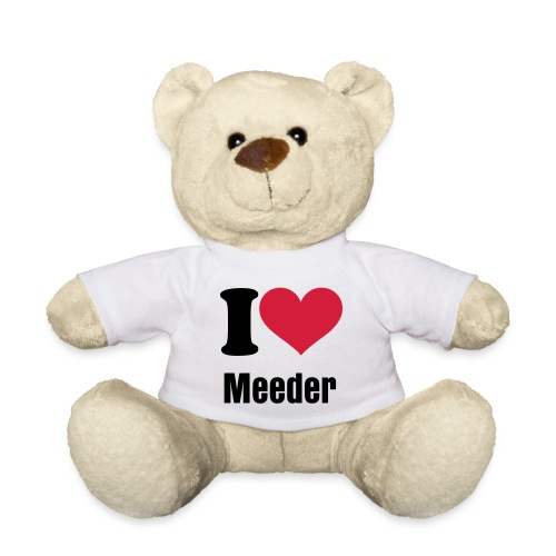 I Love Meeder - Teddy