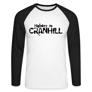 Highway to Cranhill - Men's Long Sleeve Baseball T-Shirt
