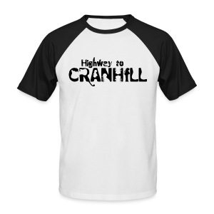 Highway to Cranhill - Men's Baseball T-Shirt