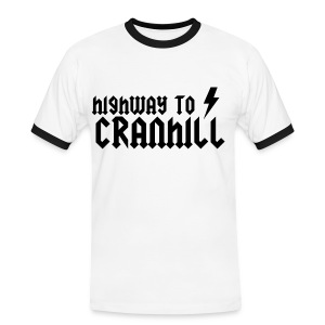 Highway to Cranhill - Men's Ringer Shirt