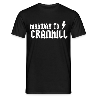 T-Shirts ~ Men's T-Shirt ~ Highway to Cranhill
