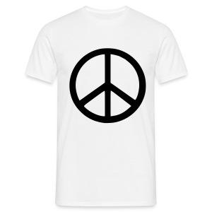 peace ♂ - Men's T-Shirt